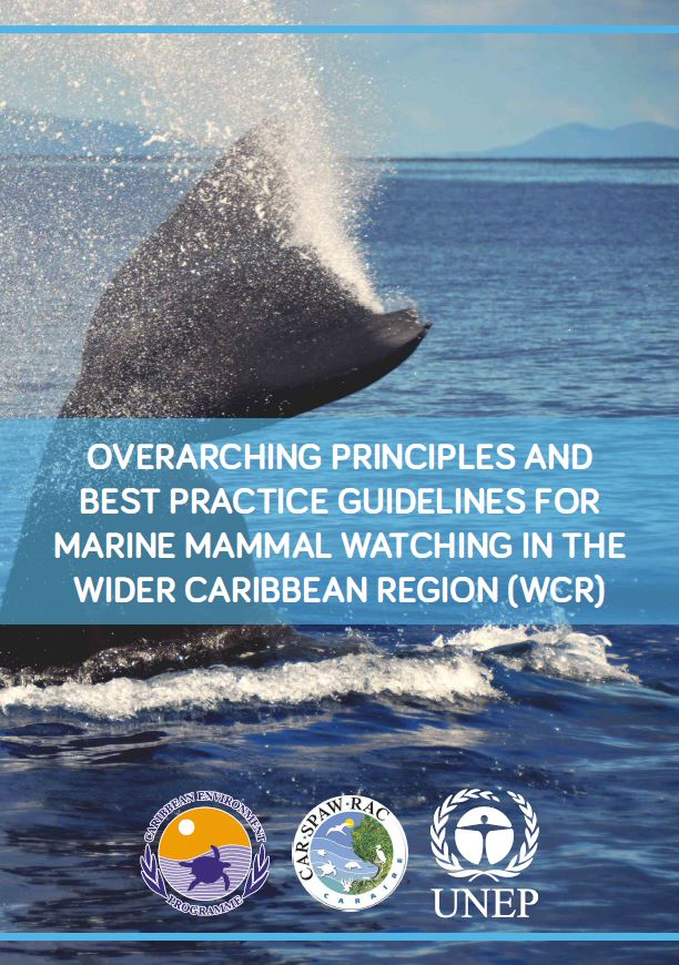 Guidlines for Marine Mammal Watching in the Wider Caribbean Region